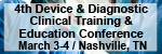 4th Annual Medical Device & Diagnostic Clinical Training & Education Conference